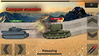 Tanks: Hard Armor Free скриншот 3