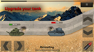 Tanks: Hard Armor Free скриншот 4