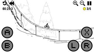 Daredevil: Stunt Rider MTB BMX скриншот 1