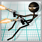 Gun Fu: Stickman Edition иконка