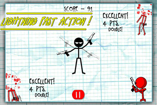 Gun Fu: Stickman Edition скриншот 2