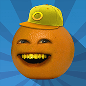 Annoying Orange: Splatter Free иконка