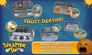 Annoying Orange: Splatter Free скриншот 2