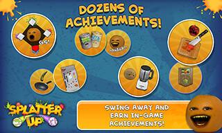 Annoying Orange: Splatter Free скриншот 4