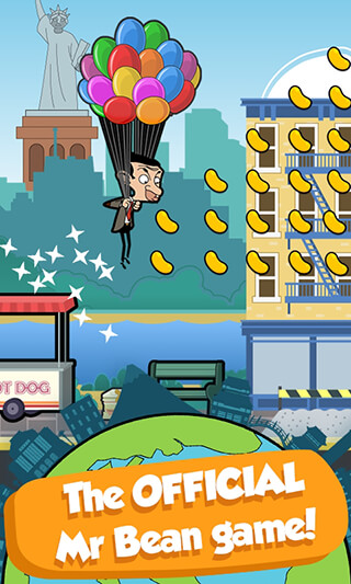 Mr Bean: Around The World скриншот 1