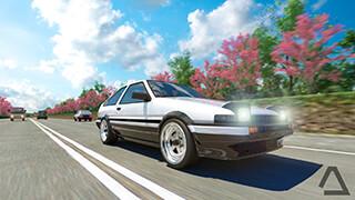 Driving Zone: Japan скриншот 3