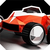 Stunt Rush: 3D Buggy Racing иконка