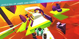 Stunt Rush: 3D Buggy Racing скриншот 1