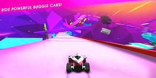 Stunt Rush: 3D Buggy Racing скриншот 2