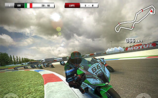 SBK 16: Official Mobile Game скриншот 1