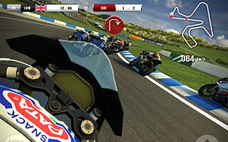 SBK 16: Official Mobile Game скриншот 2