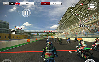 SBK 16: Official Mobile Game скриншот 3