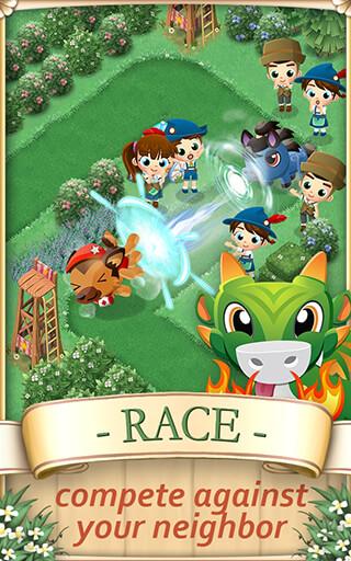 Ranch Run скриншот 2