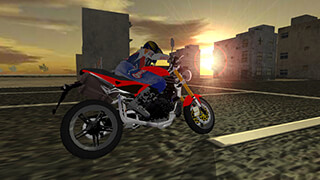 Fast Motorcycle Driver 2016 скриншот 2