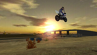 Fast Motorcycle Driver 2016 скриншот 3