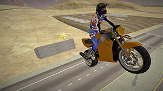 Fast Motorcycle Driver 2016 скриншот 4