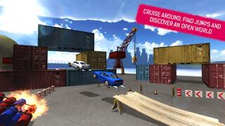 Car Simulator Racing Game скриншот 4