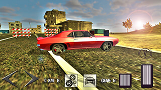 Extreme Car Driving: Pro 2015 скриншот 2
