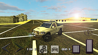 Extreme Car Driving: Pro 2015 скриншот 3