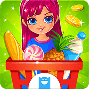 Supermarket: Game For Kids иконка