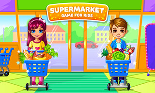 Supermarket: Game For Kids скриншот 1
