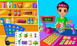 Supermarket: Game For Kids скриншот 2