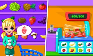 Supermarket: Game For Kids скриншот 3