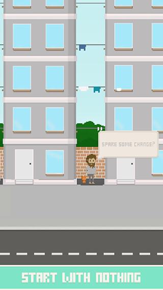 Virtual Beggar скриншот 1