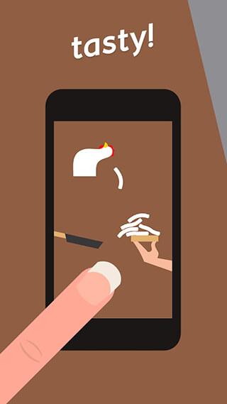 Burger: The Game скриншот 1