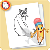 Lets Draw Cats And Dogs иконка