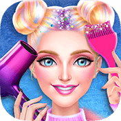 Pop Star Hair Stylist Salon иконка
