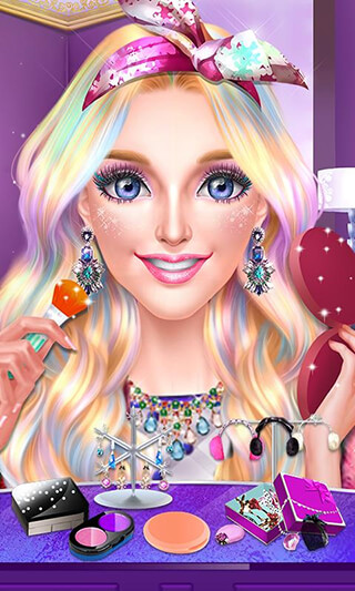 Pop Star Hair Stylist Salon скриншот 2
