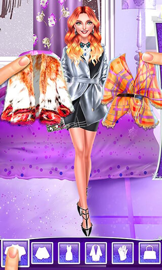 Pop Star Hair Stylist Salon скриншот 3