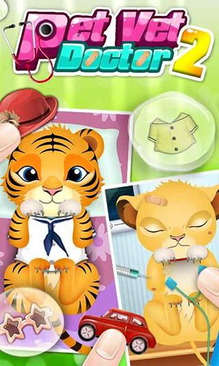 Baby Pet Vet Doctor скриншот 2