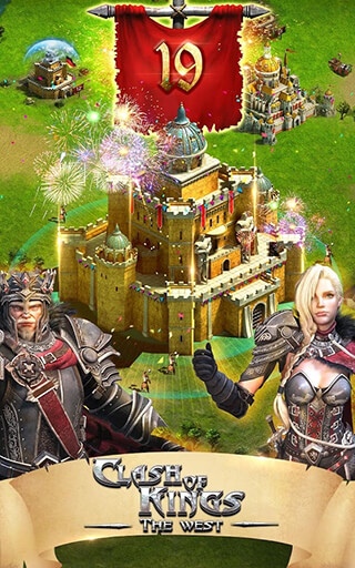 Clash Of Kings: The West скриншот 1