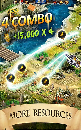 Clash Of Kings: The West скриншот 2