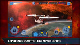 Star Trek: Timelines скриншот 1