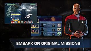 Star Trek: Timelines скриншот 2