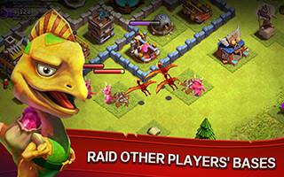 Raid Of Dino скриншот 3
