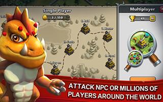 Raid Of Dino скриншот 4