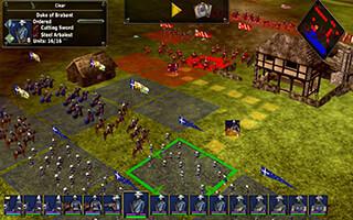 Great Battles: Medieval скриншот 1