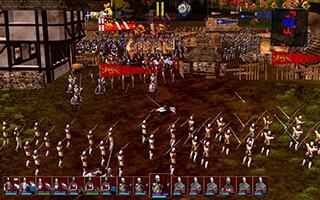 Great Battles: Medieval скриншот 3