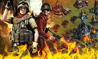 Red Warfare: Let's Fire скриншот 3