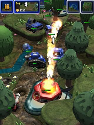 Great Little War Game 2: Free скриншот 2