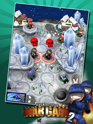 Great Little War Game 2: Free скриншот 4