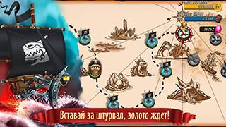 Pirate Battles: Corsairs Bay скриншот 3