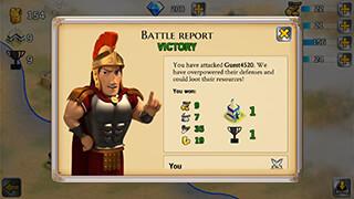 Battle Empire: Rome War Game скриншот 4
