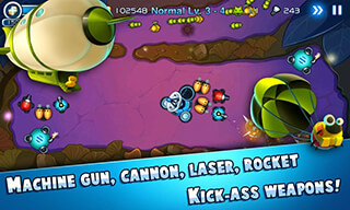 Tiny Defense скриншот 4