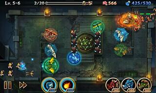 Lair Defense: Dungeon скриншот 1
