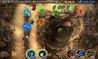 Lair Defense: Dungeon скриншот 2
